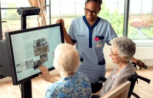 L'offre et la demande en résidences médicalisées