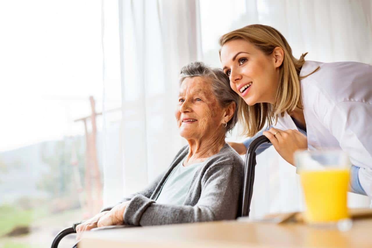 Le secteur des personnes âgées