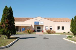 Programme EHPAD VITEAL OLERON à ST PIERRE D'OLERON