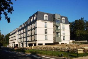 Chateau de la Source à Nogent l'Artaud
