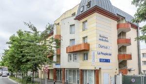 La Peupleraie à Pierrefitte-sur-Seine
