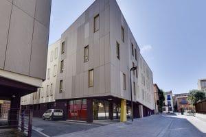 La résidence Conservatoire à Perpignan