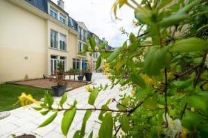 Villa des Aînés à Bonnières sur Seine