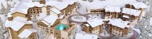 L'Alpe Blanche à Vars