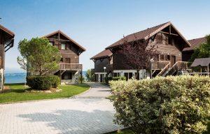 Les Chalets d'Evian à Evian les Bains