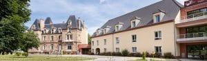Château du Haut Venay à Saint-Lubin-des-Joncherets