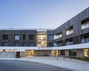 EHPAD Villa Tohannic à Vannes