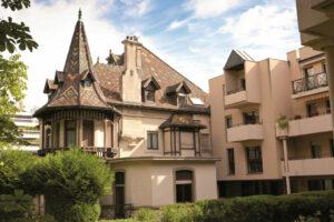 Les Jardins d'Arcadie à Dijon