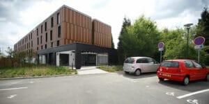 Résidence Lucien Jonas à Aulnoy-Lez-Valenciennes