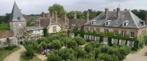 Château de Villeniard à Vaux-sur-Lunain